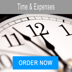Time and expenses