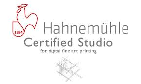 Hahnemühle Certified Studio - The Artists Print Room