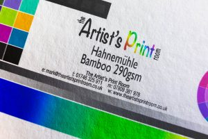 Hahnemühle Bamboo - The Artists Print Room