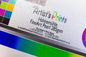 Hahnemühle FineArt Pearl - The Artists Print Room