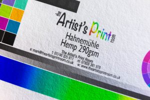 Hahnemühle Hemp - The Artist's Print Room