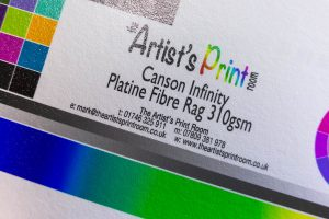 Canson Infinity Platine Fibre Rag - The Artists Print Room