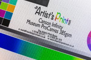 Canson Infinity Museum ProCanvas - The Artists Print Room