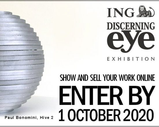 Exhibition ING Discerning Eye 2020 - The Artists Print Room