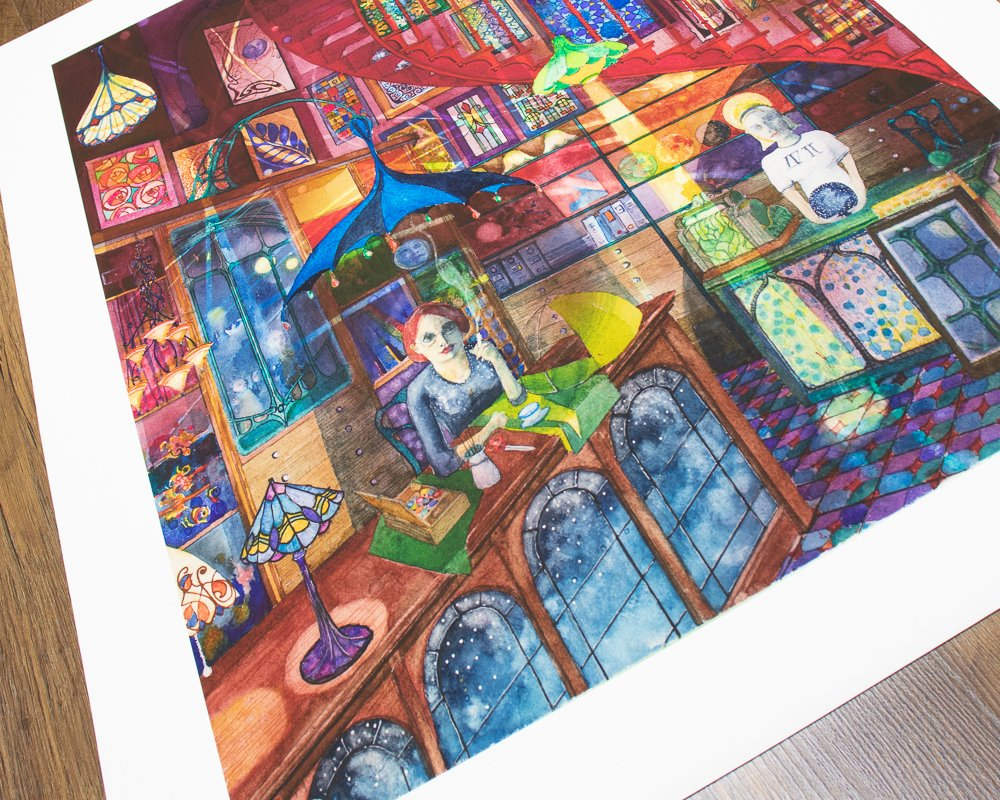 Artists Printing – What you need to know about online giclée printing